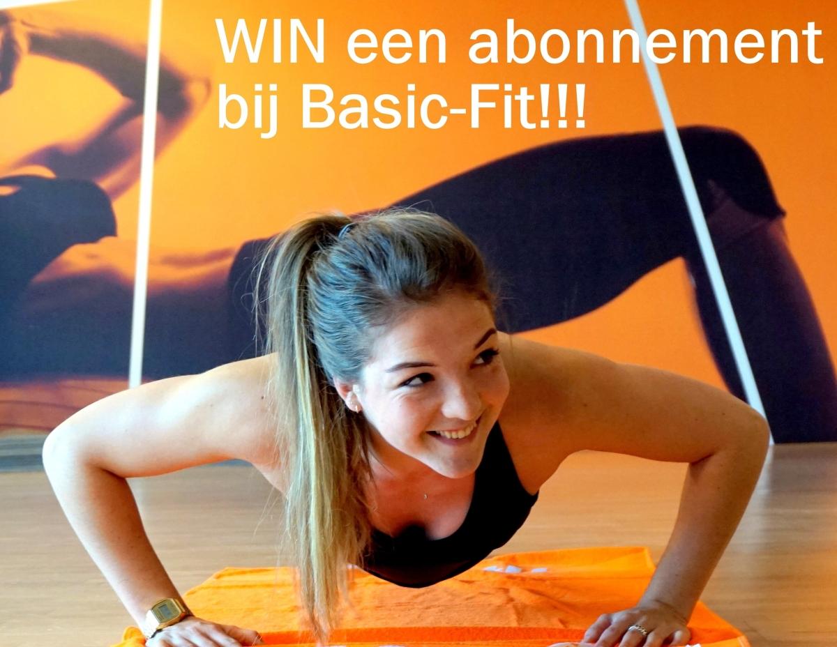 Winnaars van de Basic-Fit win-actie!